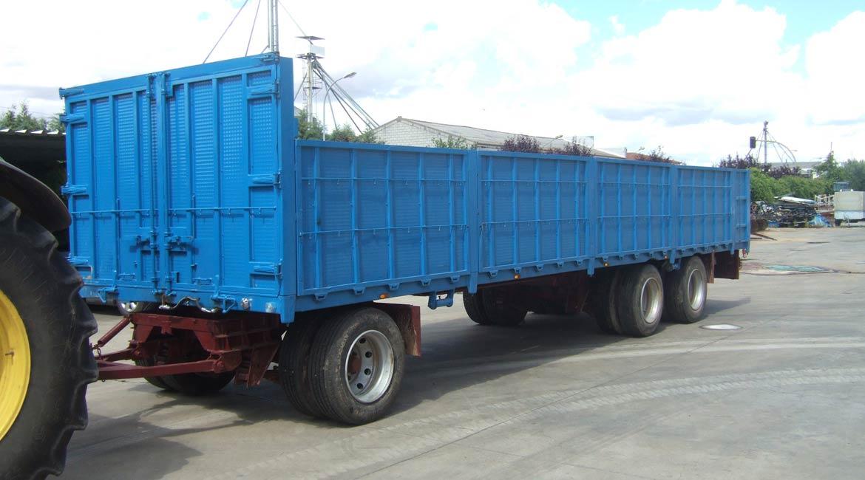 remolques para camiones