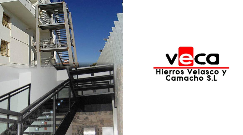 Fabricacion de escaleras met licas exteriores - Escaleras para exterior ...