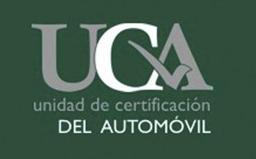 uca (unidad de certificación del automóvil)